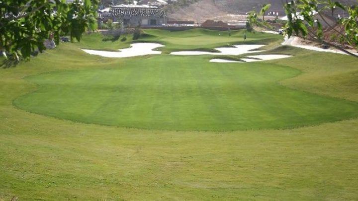 Falcon Ridge Golf Course 12