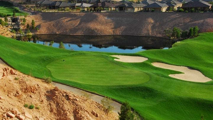 Falcon Ridge Golf Course 4