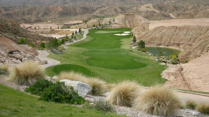 Falcon Ridge Golf Course 5