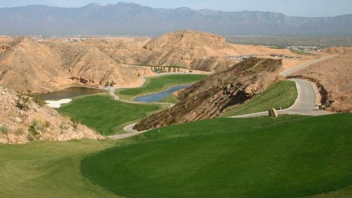 Falcon Ridge Golf Course 6
