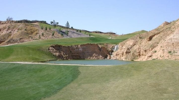 Falcon Ridge Golf Course 7