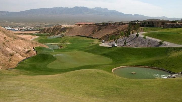 Falcon Ridge Golf Course 8