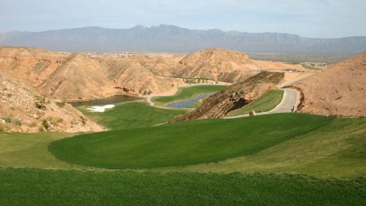 Falcon Ridge Golf Course 9