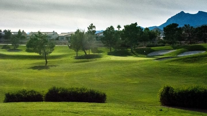 Highland Falls Golf Course 8