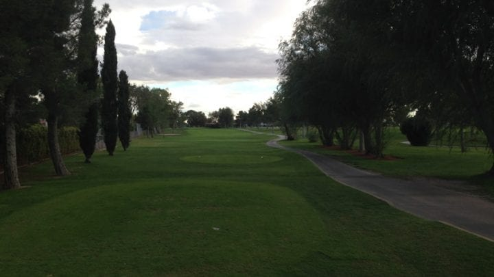 Las Vegas Golf Club 5