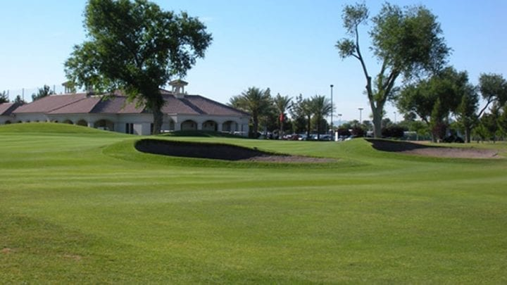 Las Vegas Golf Club 9