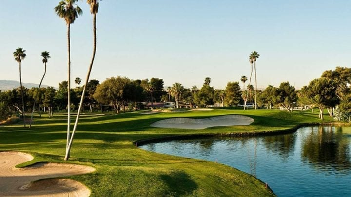 Golf Courses In Las Vegas Nv