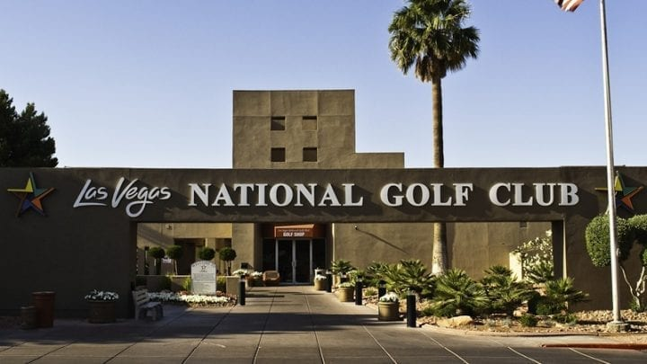 Las Vegas National Golf Club 4