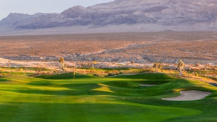 Las Vegas Paiute Golf Club Snow Mountain Course 14