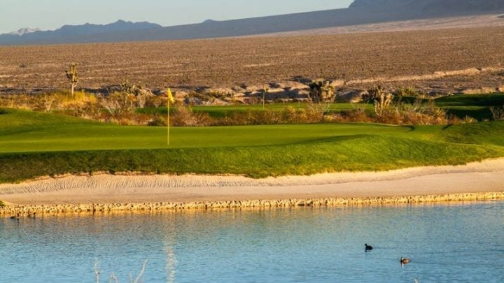 Las Vegas Paiute Golf Club Snow Mountain Course 15