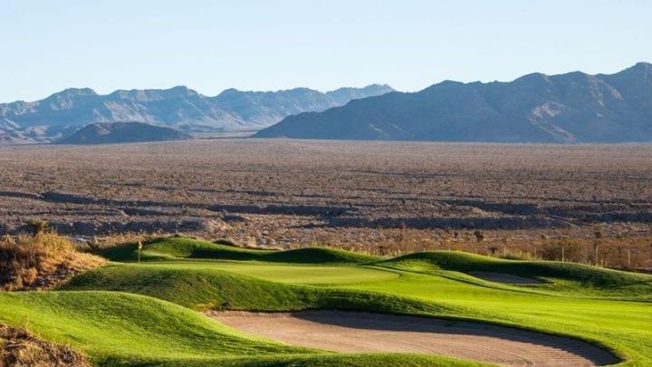 Las Vegas Paiute Golf Club Snow Mountain Course 19