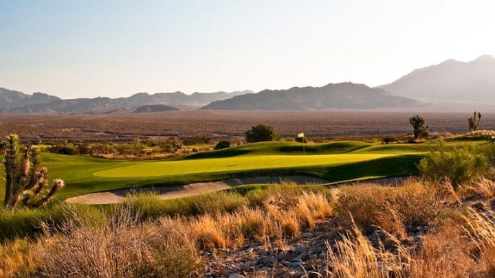 Las Vegas Paiute Golf Club Snow Mountain Course 2