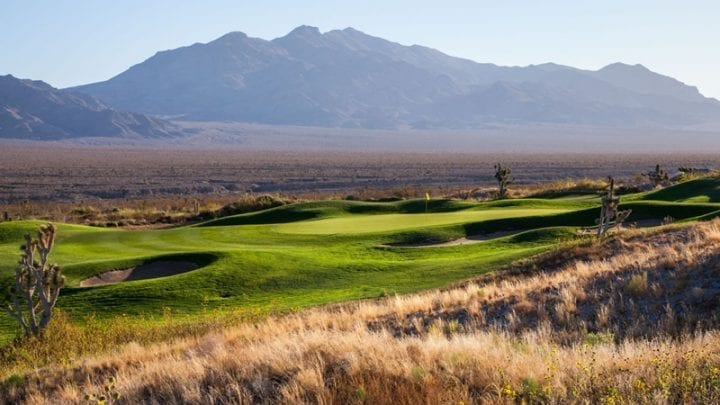 Las Vegas Paiute Golf Club Snow Mountain Course 20