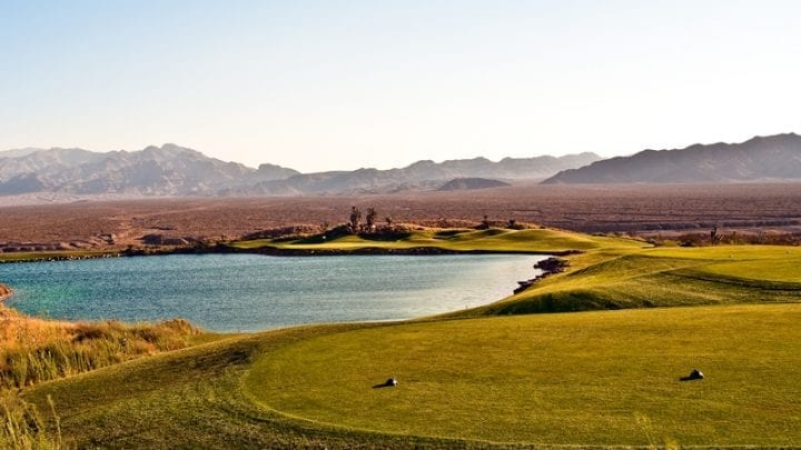 Las Vegas Paiute Golf Club Snow Mountain Course 3