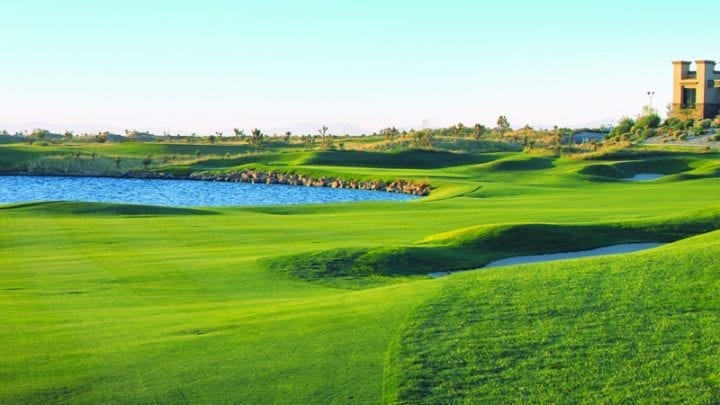 Las Vegas Paiute Golf Club Snow Mountain Course 5