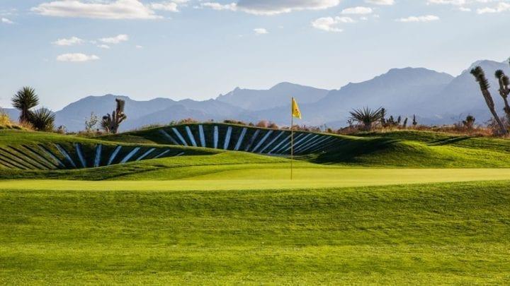 Las Vegas Paiute Golf Club Snow Mountain Course 9
