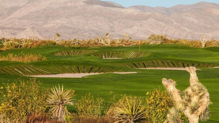 Las Vegas Paiute Golf Club Sun Mountain Course 11