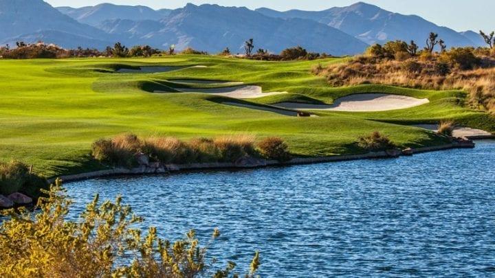Las Vegas Paiute Golf Club Sun Mountain Course 14