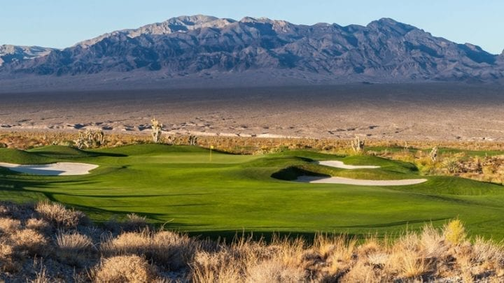 Las Vegas Paiute Golf Club Sun Mountain Course 16