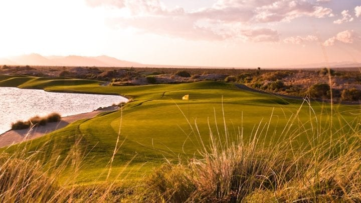 Las Vegas Paiute Golf Club Sun Mountain Course 2