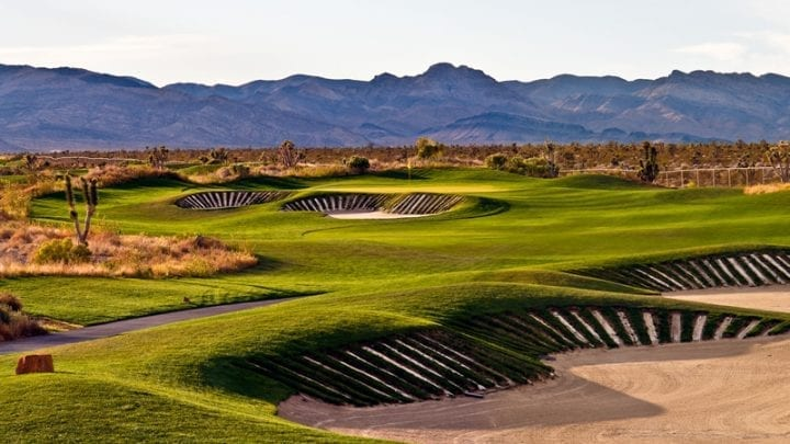 Las Vegas Paiute Golf Club Sun Mountain Course 3