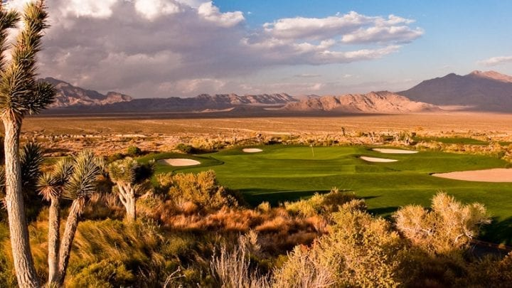 Las Vegas Paiute Golf Club Sun Mountain Course 5