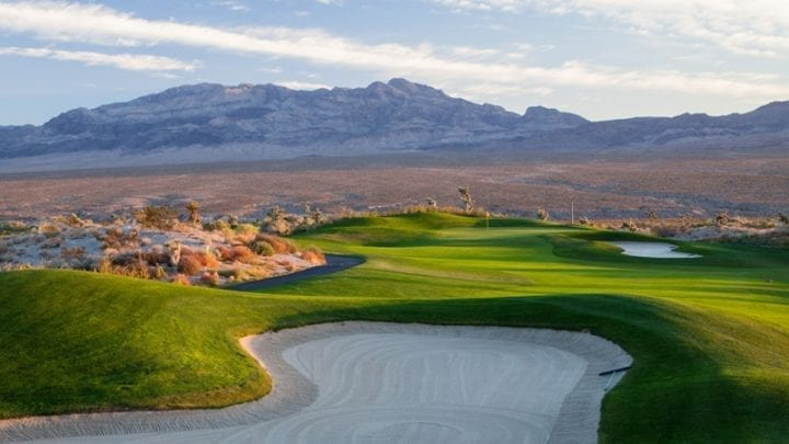 Las Vegas Paiute Golf Club Sun Mountain Course 6