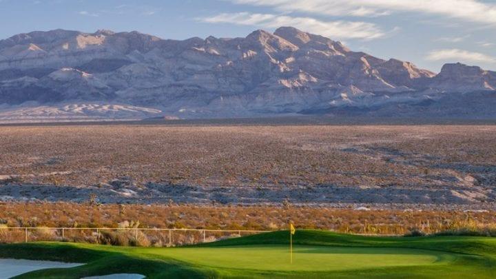 Las Vegas Paiute Golf Club Sun Mountain Course 9