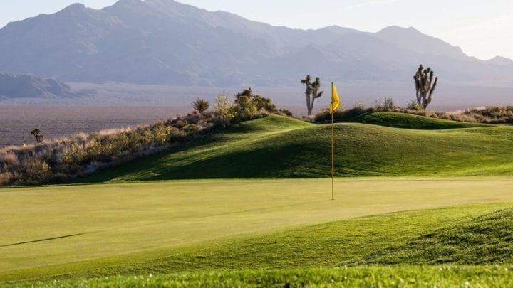 Las Vegas Paiute Golf Club Wolf Course 1