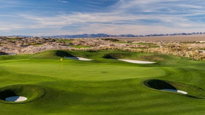 Las Vegas Paiute Golf Club Wolf Course 11