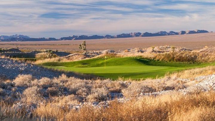 Las Vegas Paiute Golf Club Wolf Course 15