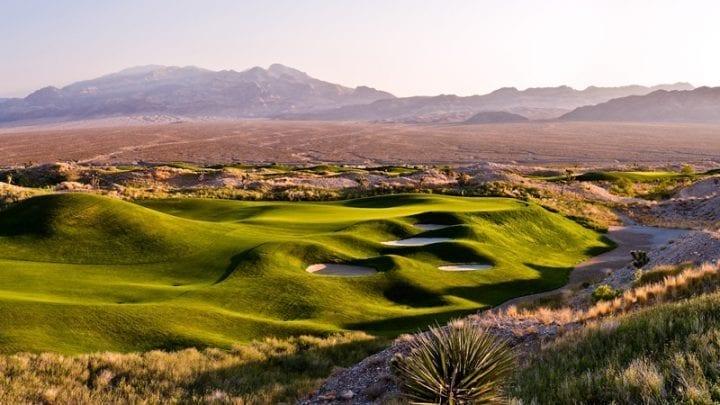 Las Vegas Paiute Golf Club Wolf Course 4