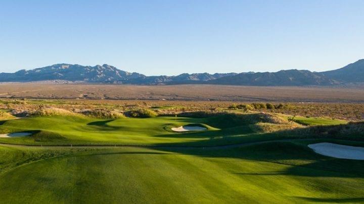 Las Vegas Paiute Golf Club Wolf Course 6