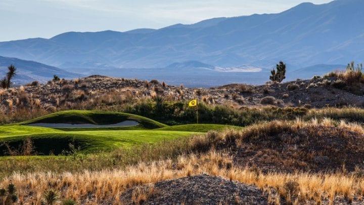 Las Vegas Paiute Golf Club Wolf Course 7