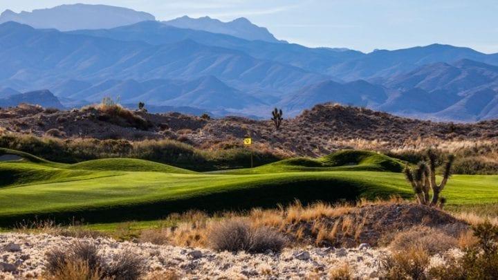 Las Vegas Paiute Golf Club Wolf Course 9