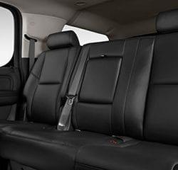 Las Vegas SUV Transportation Interior 2