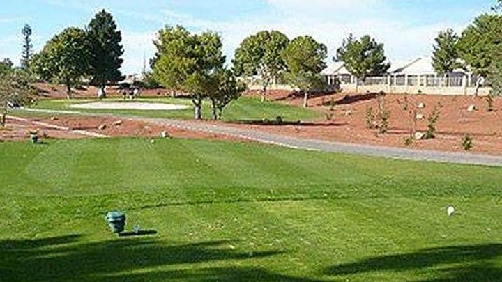 Los Prados Golf Course 7