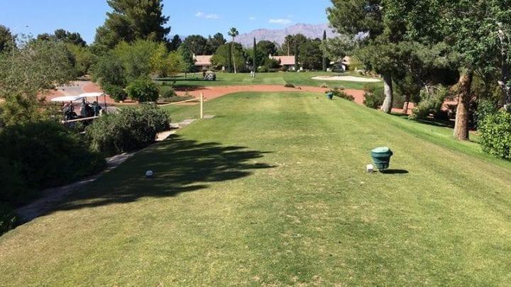 Los Prados Golf Course 9