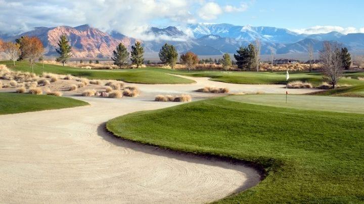 Mountain Falls Golf Course 1