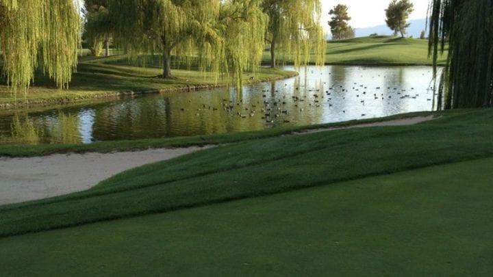 Mountain Falls Golf Course 7