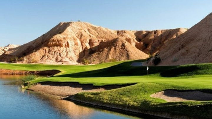 Oasis Golf Club Canyons Course 4