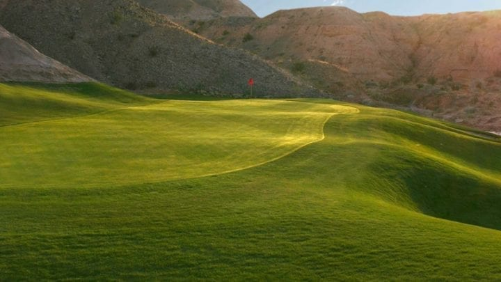 Oasis Golf Club Canyons Course 9