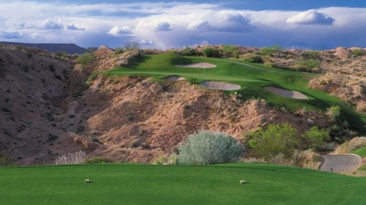 Oasis Golf Club Palmer Course 6