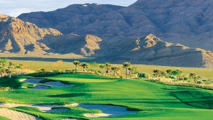 Primm Valley Desert Golf Course 1
