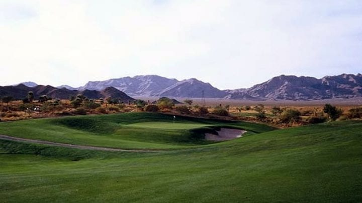 Primm Valley Desert Golf Course 10
