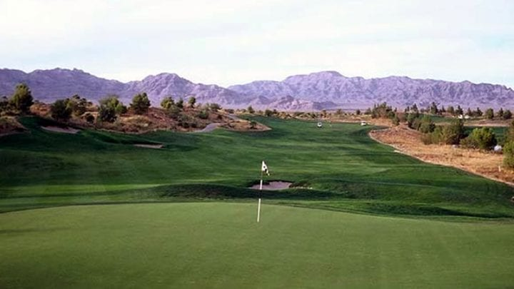 Primm Valley Desert Golf Course 11