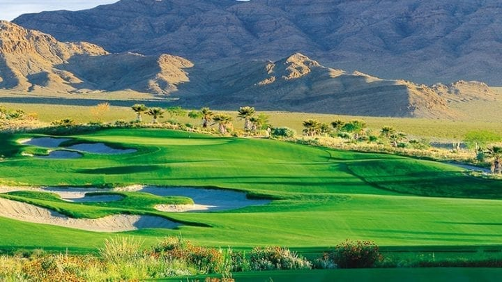 Primm Valley Desert Golf Course 3