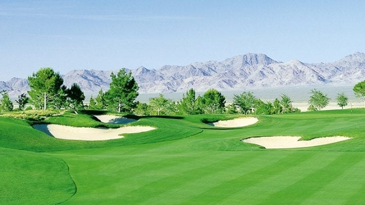 Primm Valley Desert Golf Course 4