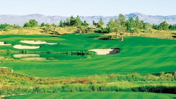 Primm Valley Desert Golf Course 5