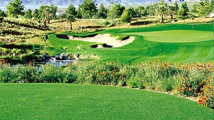 Primm Valley Desert Golf Course 6